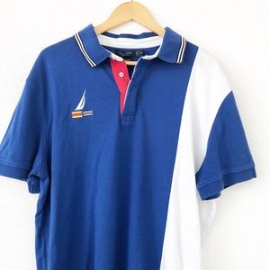 "Nautica Polo ""A Bit Trimmer"" Polo - XXL"
